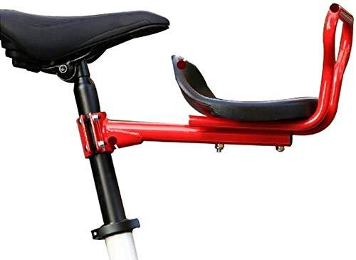 Asiento de la bicicleta niños Frente bicicletas portabicicletas de instalación del asiento for niños convenientes asientos de seguridad for bebés adecuados desmontable for bicicleta de montaña bicicle