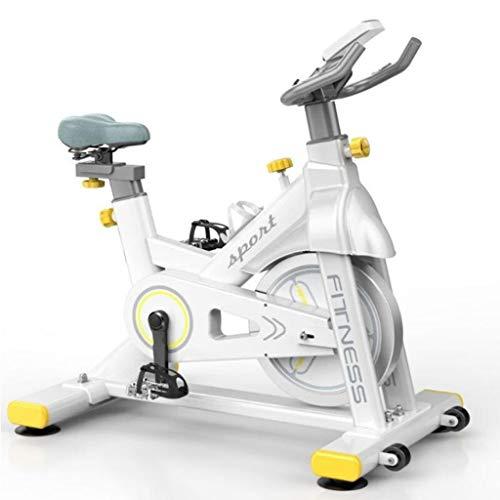 Professionele hometrainer voor binnen fietsen, magnetisch gestuurde dynamische fiets Magnetisch gestuurde stille fiets met verstelbaar antislip pedaal