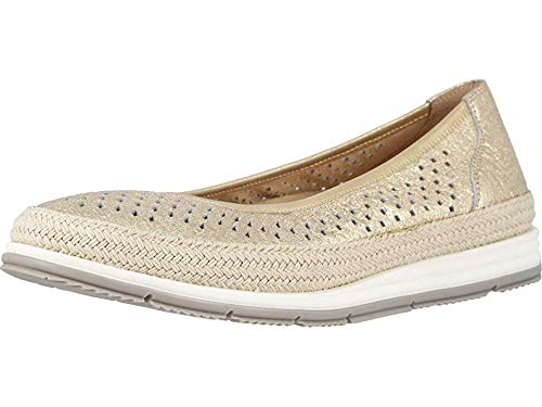 VANELi Women's Quartz Platino Peeble Metallic/Natural Rope/Metch Elastic 7 M US