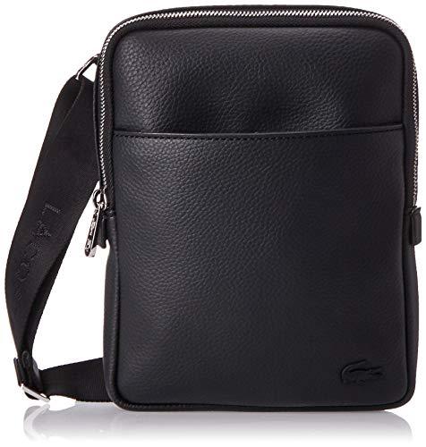 Lacoste - Gael, Shoppers y bolsos de hombro Hombre, Negro (Black), 3x26.5x20.5...