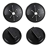 Podoy Garbage Disposal Splash Guard & Stopper for EZ Mount Garbage Disposals (2 Pack)