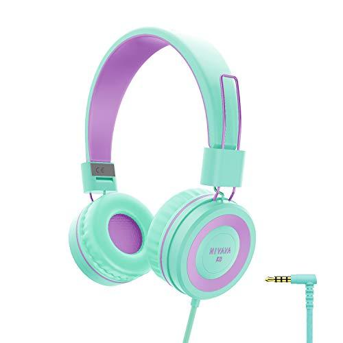 411Z4B3gheL - NIVAVA K8 Kids Headphones