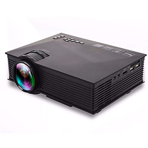 TONGTONG Proyector Multimedia Original UNIC uc46 +/UC68 Proyector Mini-LED con vídeo Full HD 1080p