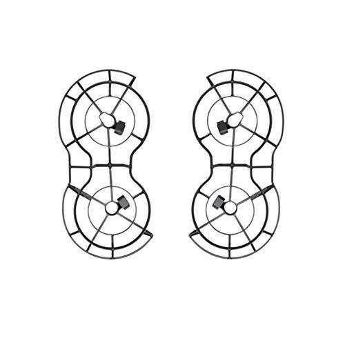HUANRUOBAIHUO 360 ° Garde Hélice Protecteur + Hélices for DJI Drone Mini Accessoires Kits Mavic Quadrocopter Zubehör (Color : B Package)