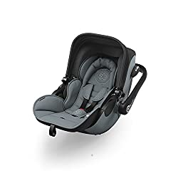 Kindersitz Kiddy Evoluna i-Size in grau