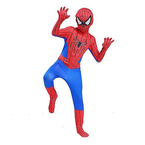 Superhero Costume Bodysuit for Kids…