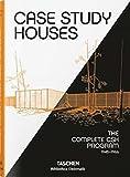 Case Study Houses (alemán, francés, inglés) (Bibliotheca Universalis): The Complete CSH program, 194...