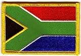 Flaggen Aufnäher Patch Südafrika Fahne Flagge NEU