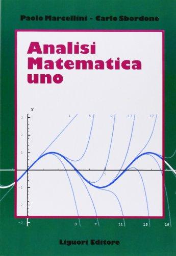 Analisi matematica (Vol. 1)