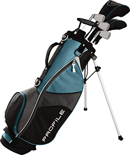 Wilson Youth Profile JGI Complete Golf Set - Right...