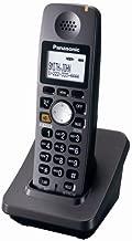 Panasonic KX-TGA600B 5.8 GHz Expandable Digital Cordless Handset (Black)