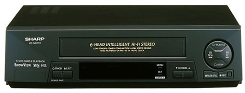 Sharp VC-MH 761 GM HiFi-Videorekorder