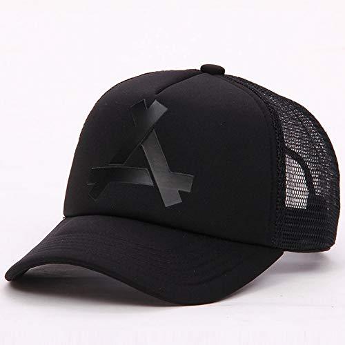 CKUZI Sommer Baseball Mesh Caps Snapback Hut Sport Hiphop Trucker Hut Gott Männer Frauen Mütze Hüte