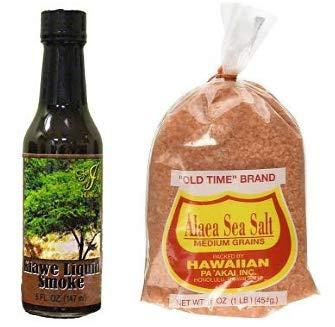 Kalua Pig Kit For J's Kiawe Liquid 5 Selling rankings Old Brand Smoke Time oz Topics on TV
