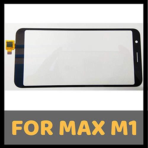 GADGETCARESOLUTIONS Touch Screen Digitizer Glass for Asus Zenfone Max M1 - Black
