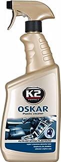 K2 coche salpicadero & plástico limpiador, restaurador de brillo polvo Eliminator, 770 ml