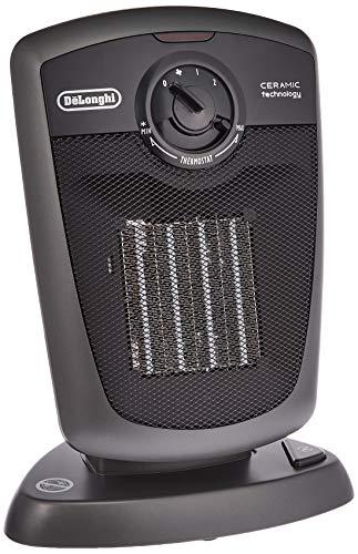 デロンギ セラミックファンヒーター (首振り&送風機能付き) 【3~8畳用】 DCH4530J-M