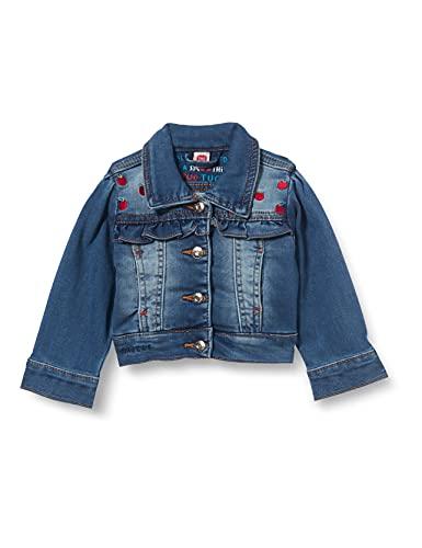 Tuc Tuc Cazadora Denim Detox Time Chaqueta de Jean, Azul, 2A para Bebés