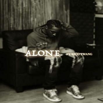 Alone (feat. Rico Twang)