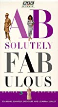 Absolutely Fabulous - Series 3, Part 1 VHS