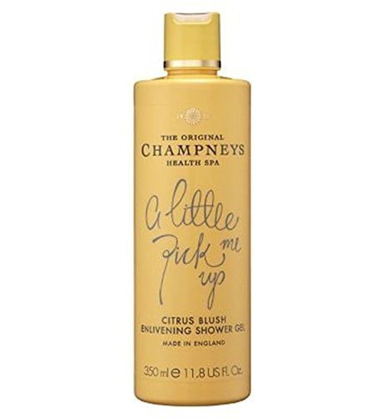 透過性ジョガーペルセウスChampneys Citrus Blush Enlivening Shower Gel 350Ml by Champneys
