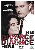 Divorce His - Divorce Hers [DVD]