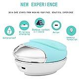 Zoom IMG-2 spazzola pulizia viso silicone drymartine