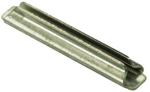 Trix 66525 - Schienenverbinder Metall, Inhalt 20 Stück, Minitrix