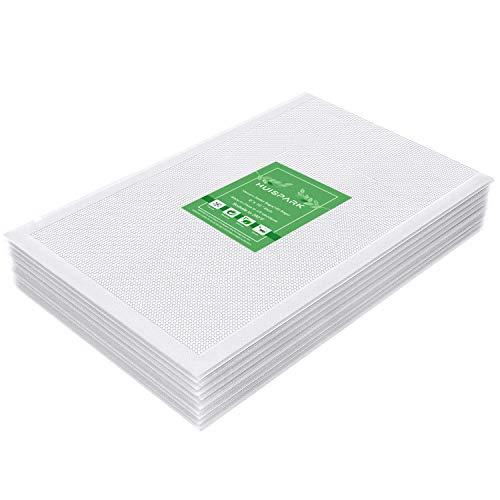 6''x10'' Vacuum Sealer Food Storage Bags Pint Size Heat Sealing Bag Vacuum Chamber Pouches Sous Vide(100Pcs)