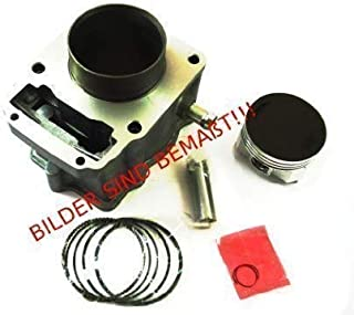 Hmparts Suciedad / Pit Bike Cilindro / Cilindro Kit - Zongshen - 250 Ccm - Sem - Typ2