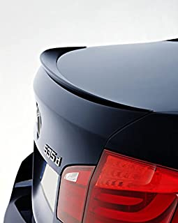 OriginalEuro ABS Euro Rear Trunk Boot Spoiler Lip Wing Sport Trim Lid for BMW F10 5 Series M M5