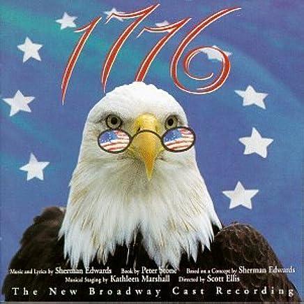 1776 - 1776: The New Broadway Cast Recording (1997) - Amazon