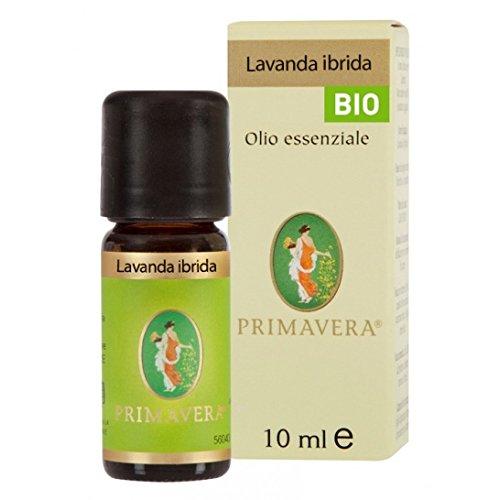 Flora Olio Essenziale di Lavanda Ibrida - 10 ml