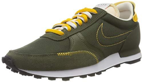 Nike 70'S-Type, Chaussure de Course Homme, Cargo Khaki Univ Gold Sail White Black Team Orange, 40 EU