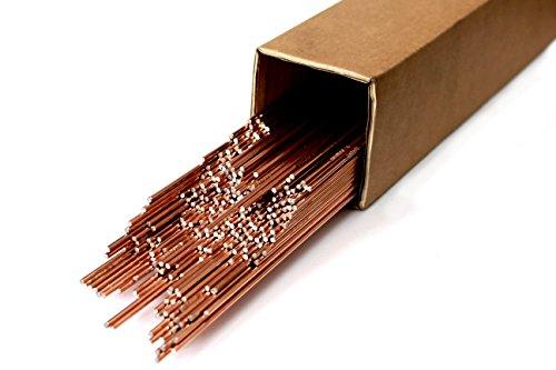1 kg WSG2 Schweißstäbe 2,4mm WIG Stäbe WIG Draht 1.5125 Drahtelektroden für Stahl und niedrig legierte Stähle