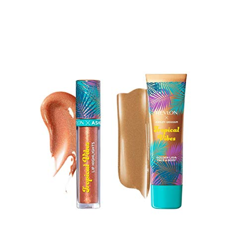Revlon x Ashley Graham Tropical Vibes Makeup Kit in Tropical Heat
