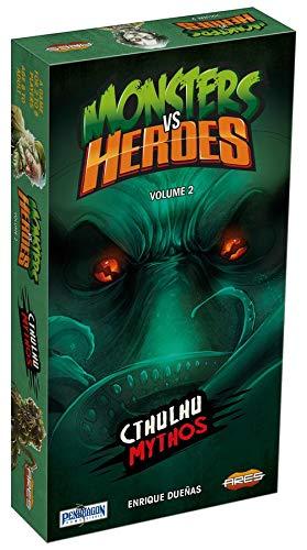 Monsters vs. Heroes: Volume 2 – Cthulhu Mythos - English