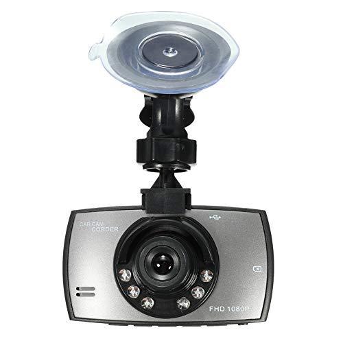 Cámara de Tablero 2.5 Pulgadas LCD 1080P Coche DVR cámara Dash CAM Video Recorder G-Sensor Vision Night Coche Accesorios electrónicos