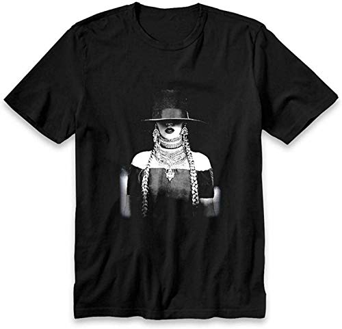 Beyonce-T-Shirt Beyonce-Otrii-Hip Hop Singer T-Shirt t-Shirt Black
