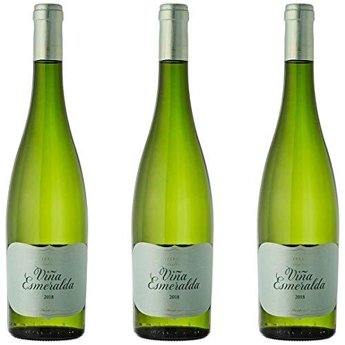 Viña Esmeralda Vino Blanco - 3 botellas x 750ml - total: 2250 ml