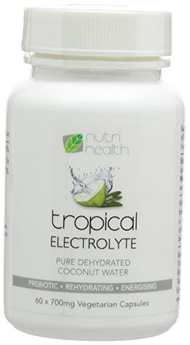 TROPICAL ELECTROLYTE Pure Freeze-Dried Green Coconut Water Powder