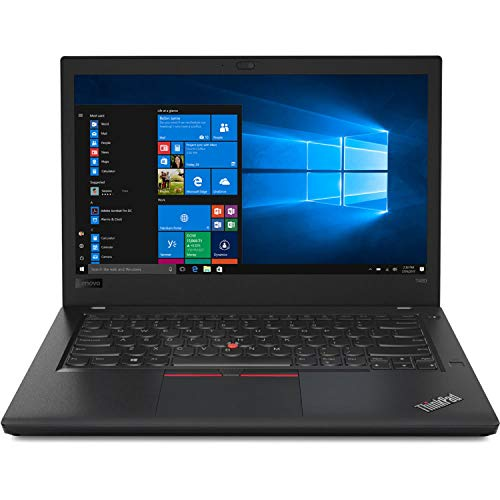 Lenovo Thinkpad T480 Premium Commercial Business Laptop
