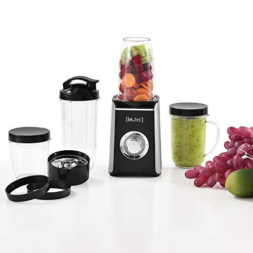[in.tec] Mixer - blender - smoothie maker - 10 delig