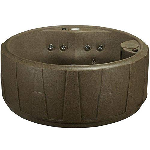 AquaRest Spas AR-500 5 Person 19 SS Jets with Easy Plug and Play and LED Waterfall