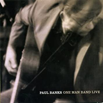 One Man Band (Live)