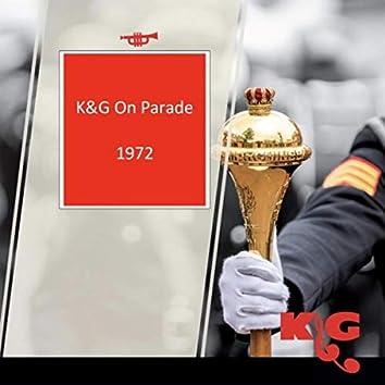 K & G on Parade