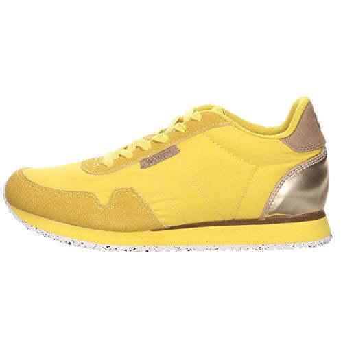 Woden Sneakers Nora II 39, 607 Super Lemon
