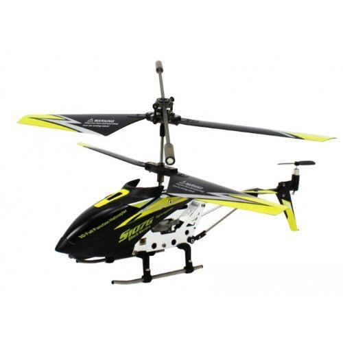 Syma S107 Electric RC Helicopter Limited Edition GYRO RTF (Colors May Vary) USB Charging LED Lights Infrared