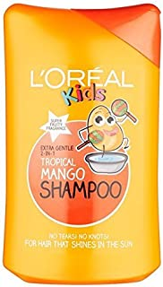 L'Oreal Kids Tropical Mango Shampoo 250ml