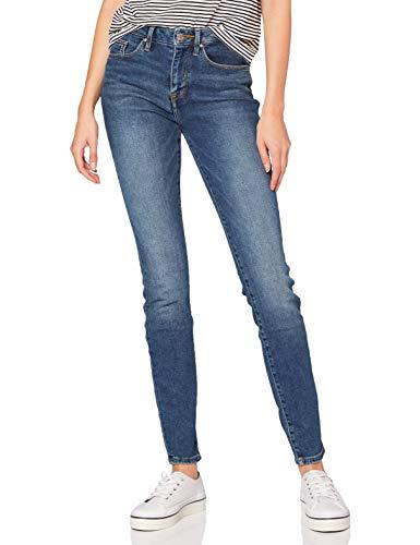 Tommy Hilfiger Mujer Como Skinny Rw Remy Straight Jeans, Azul (Remy 1bd), W24 / L32